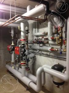 calorifuge PVC gris 1