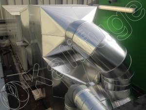 tole isoxal aluminium calorifuge 5